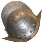 Pikeman's Helmet