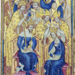 Richard II and Anna's coronation