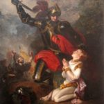 The_Murder_of_Rutland_by_Lord_Clifford_by_Charles_Robert_Leslie,_1815
