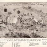 Pontefract Castle Map